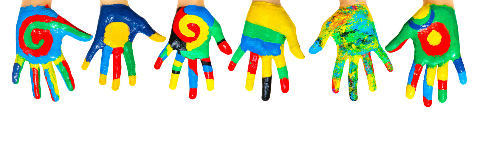 Painted Hands